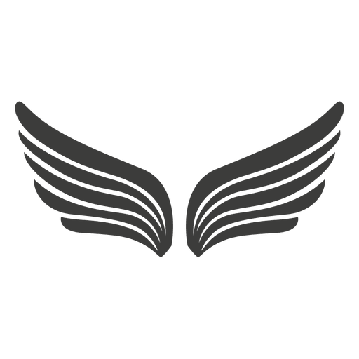 Vector wing png. Wide phoenix wings transparent