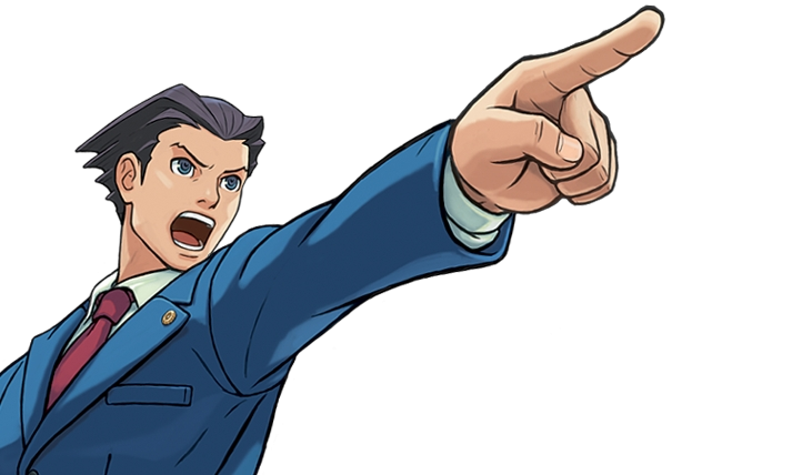 Objection transparent anime