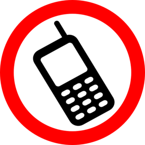 Phone clipart mobile phone user. No cell panda free
