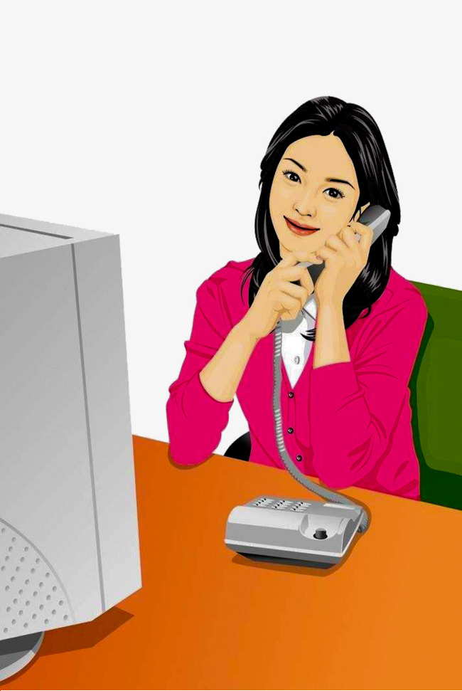 Phone clipart office phone. The calls answer png