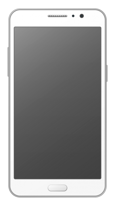 Download mobile free transparent. Phone frame png banner black and white