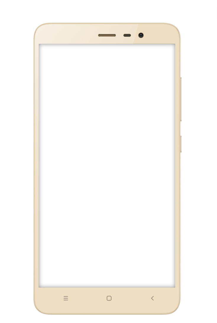 Phone frame png. Redmi note by jamesjohn
