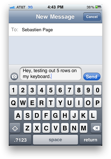 Phone keyboard png. Enhance your typing efficiency