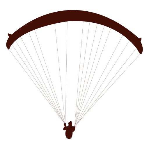 Parachute man png. Graphics to download flight