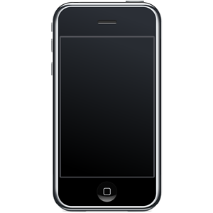 Phone ui photorealistic. Iphone clipart cliparts of