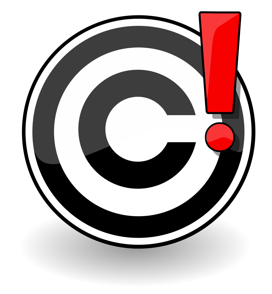 Photo clipart copyright. File problem svg wikipedia
