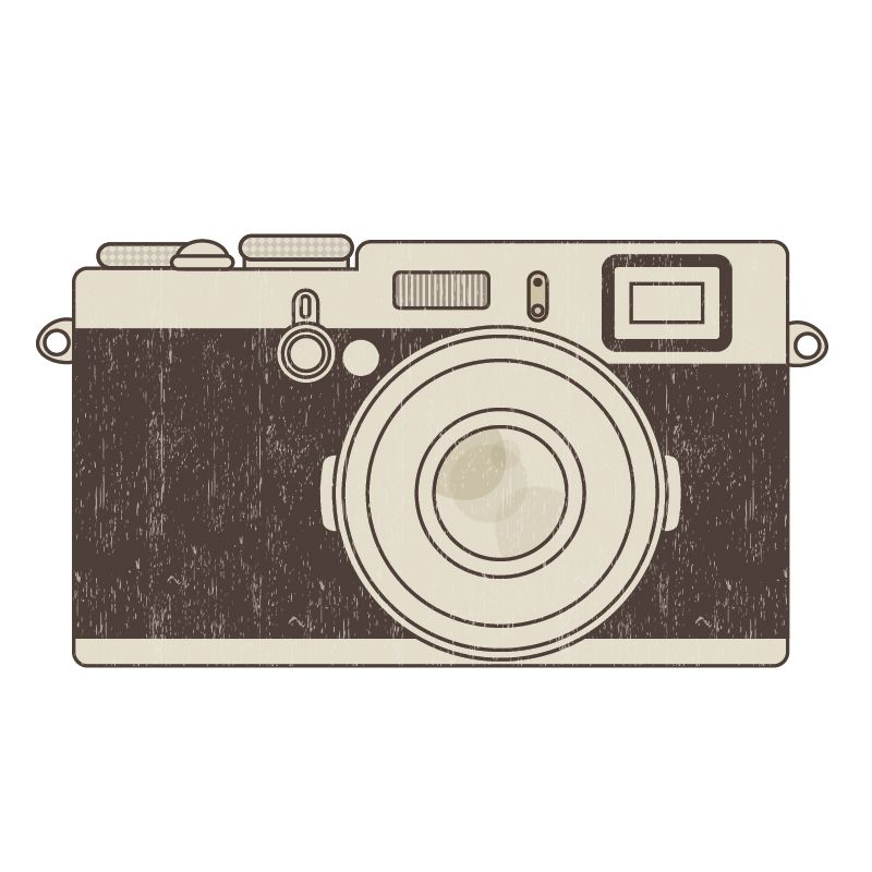 Free vintage clip art. Yearbook clipart camera shot graphic library download