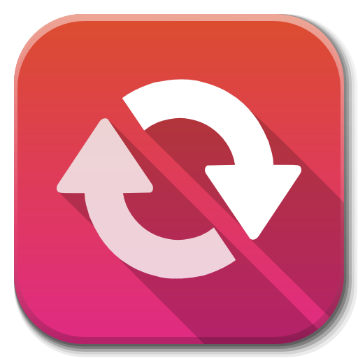 Photo converter to png. Apps accessories media icon