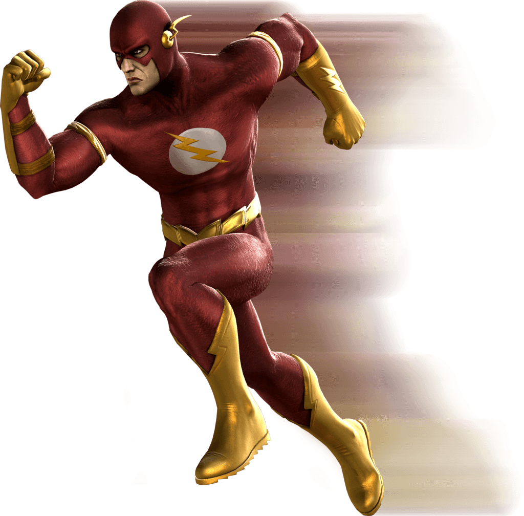 the flash transparent png