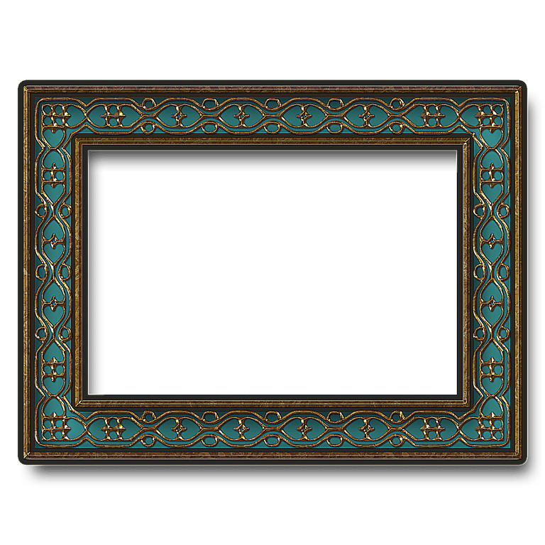 Photo frame png. Square pic mart