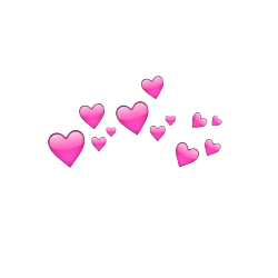 Heart png tumblr. Photobooth hearts transparent everyone