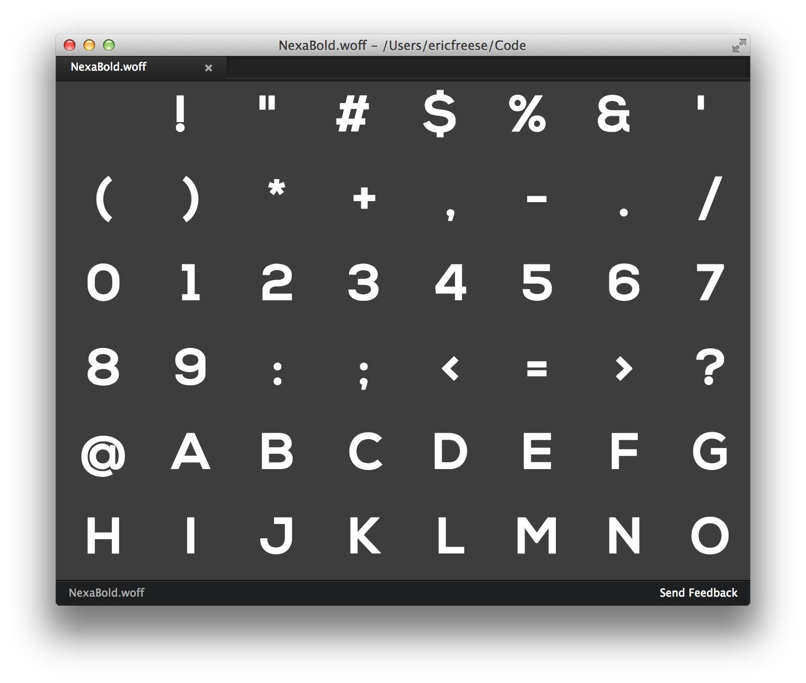 Png viewer linux. Font