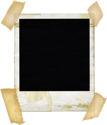 Polaroid clipart frame. Photo tutorial in photoshop