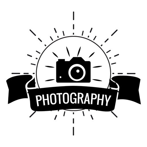 Photography camera logo design png. Photographer transprent free download