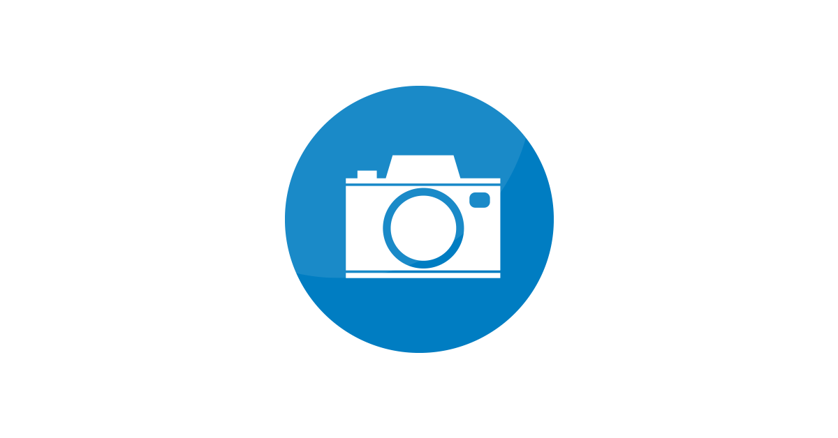 photography camera logo vector free download png
