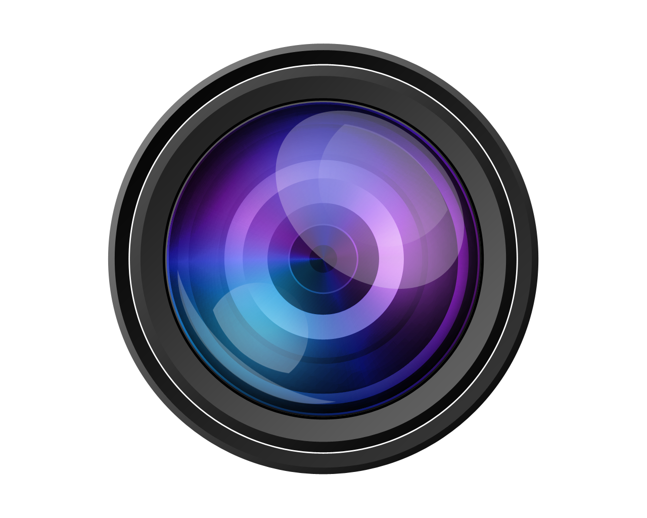 Photography lens png. Download clipart free icons
