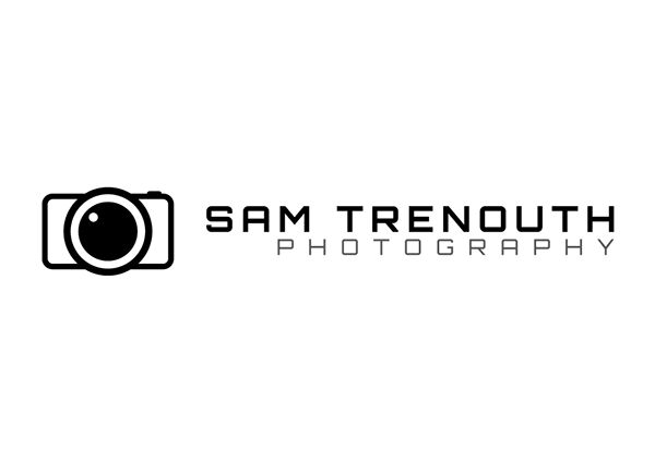Photography logo png. Sam trenouth design on