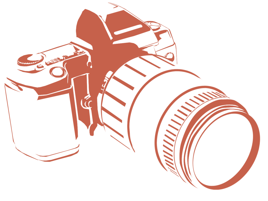 photography and design logo png