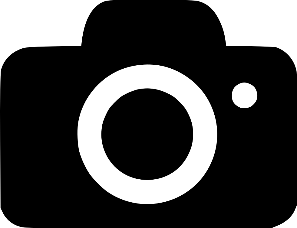 Photography png icon. Camera svg free download