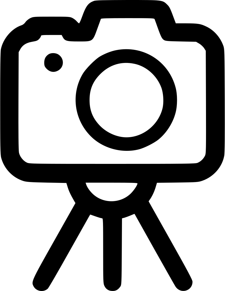 Photography png icon. Oyps camera stand support