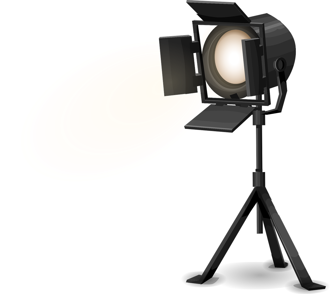 Photography studio png. What kind of lighting