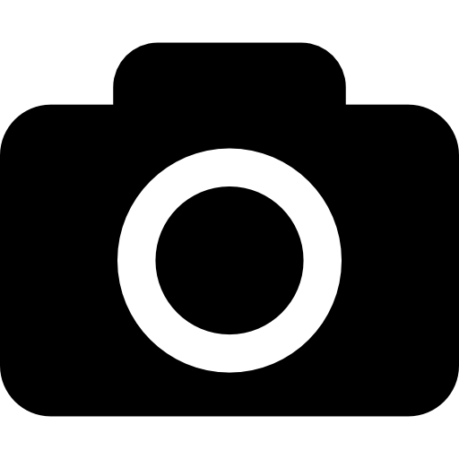 Photography symbol png. Photo camera interface for