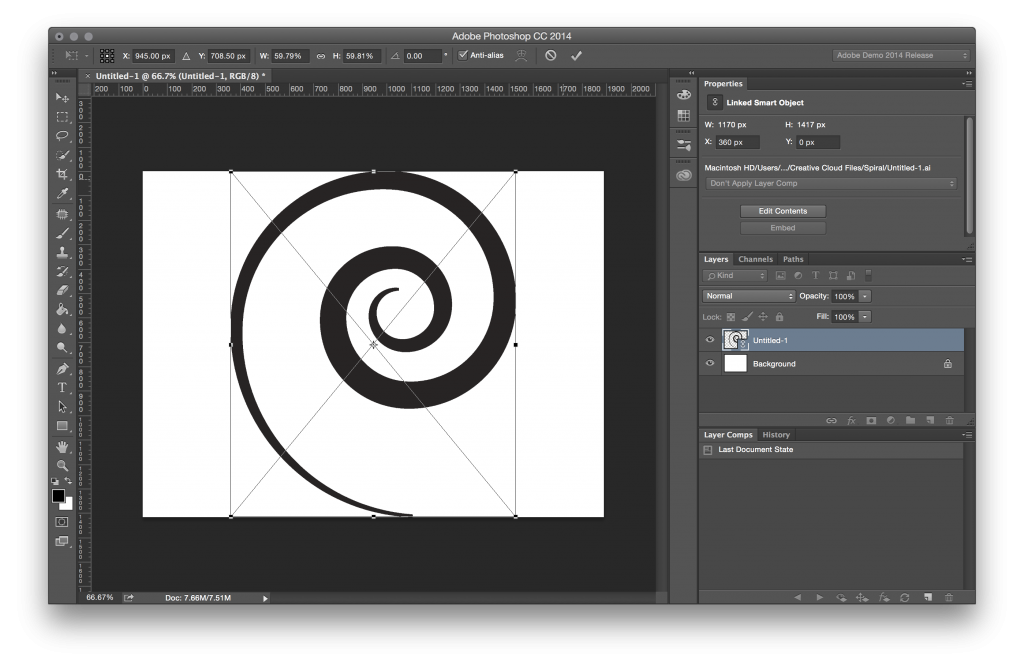 Photoshop add png as layer. Creativefriday create a simple