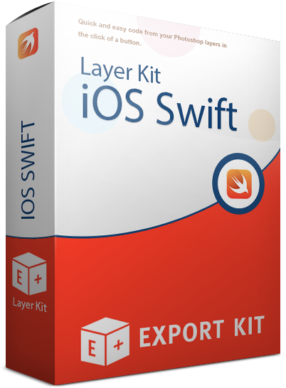 Photoshop export layer as png. Psd layers to swift