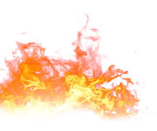 Photoshop fire png. Image