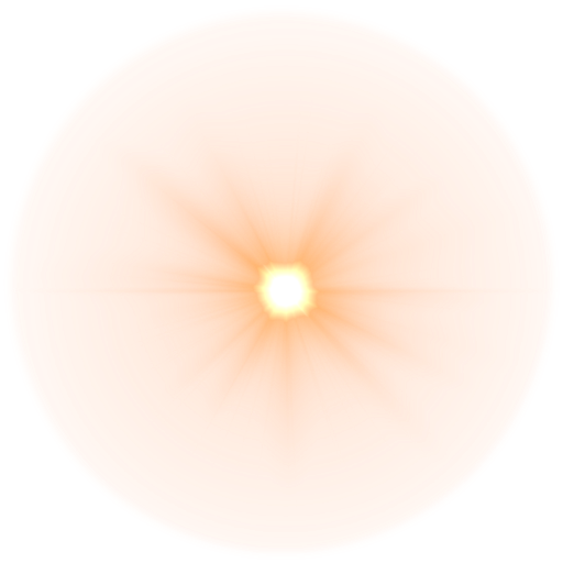 Transparent pictures free icons. Orange lens flare png banner transparent