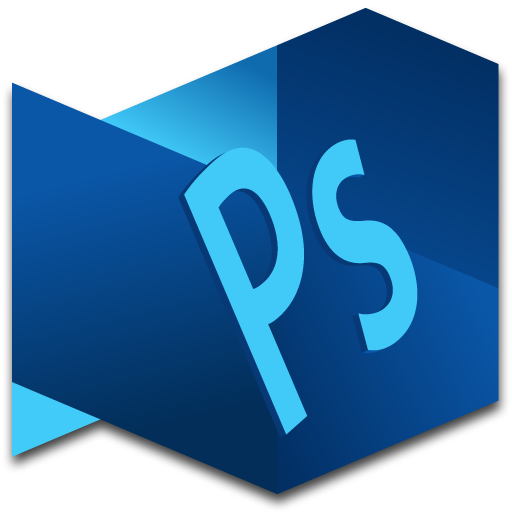 Photoshop not a png file. Extended icon origami adobe