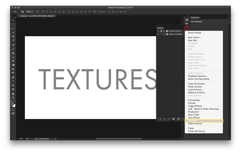 Photoshop not allowing to save as png. Creativefriday texture and text