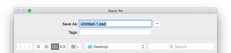 Photoshop not showing save as png. Untitled psd oops no