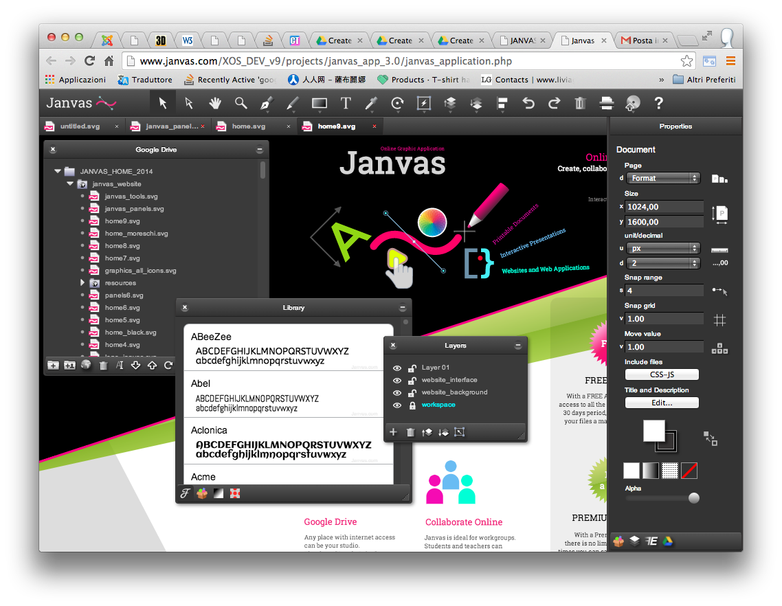 Php vector html. Create graphics for the