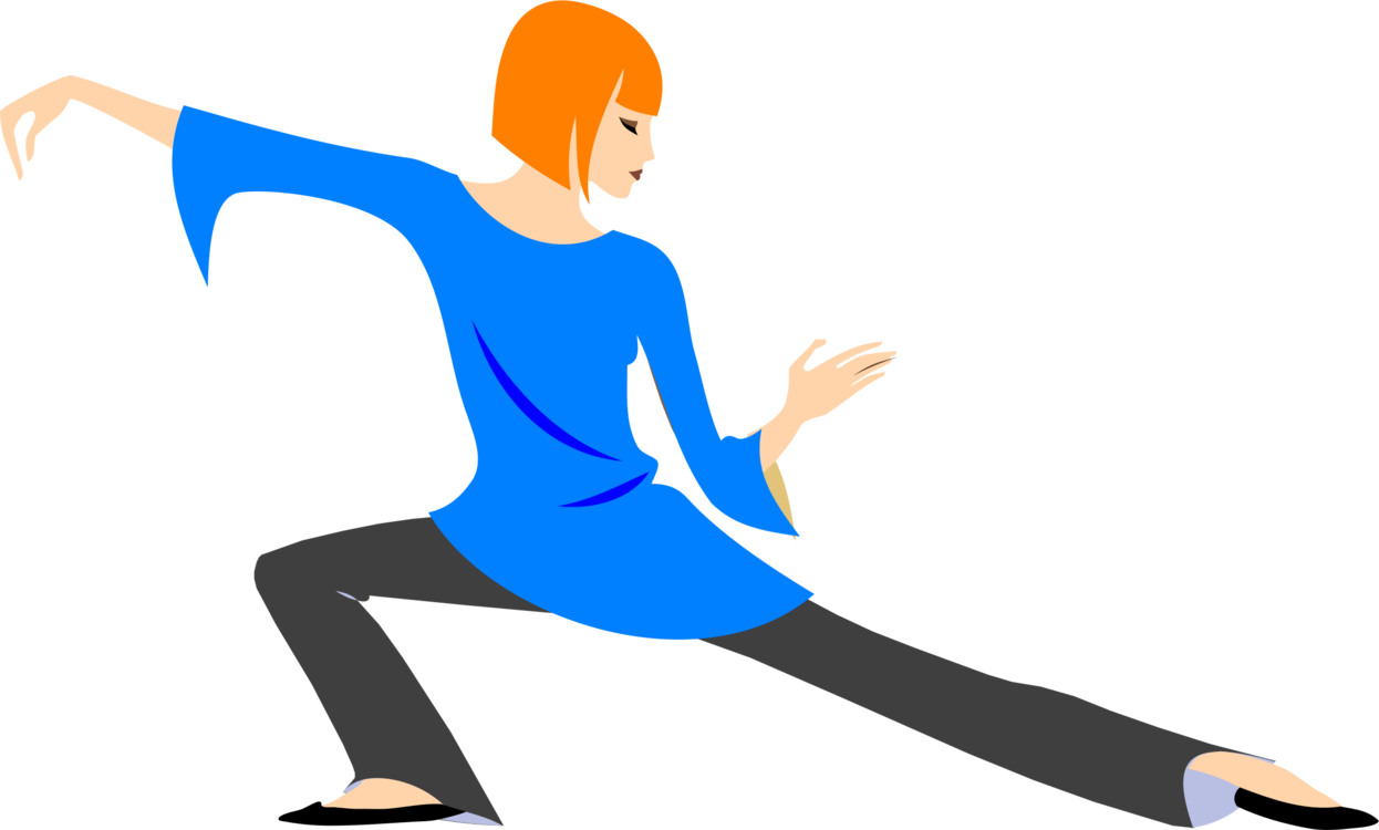 Stretching clipart regular exercise. Physical fitness yoga computer