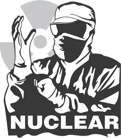 Physics clipart old scientist. Nuclear
