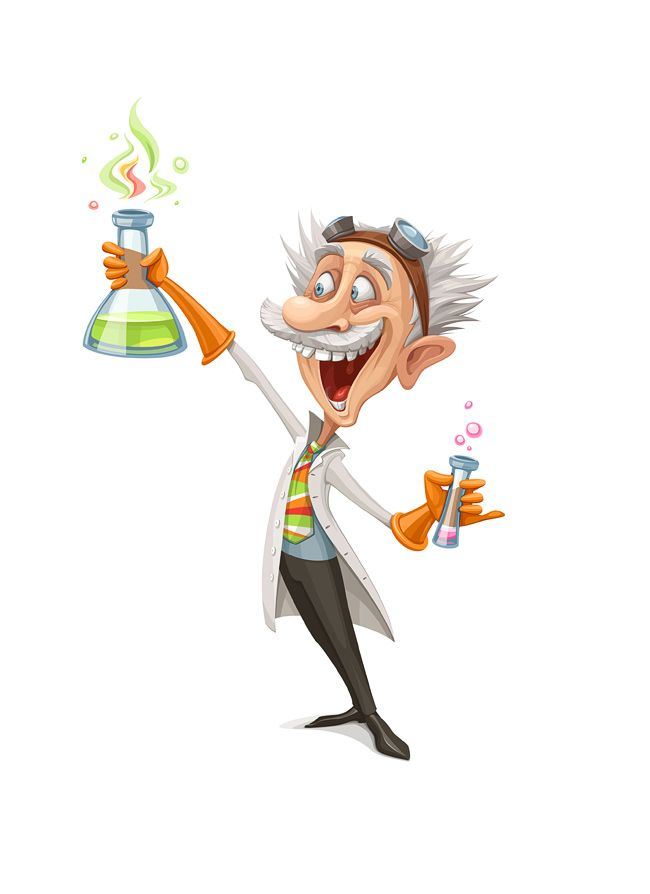 Physics clipart old scientist. Summer lab ages tattoos