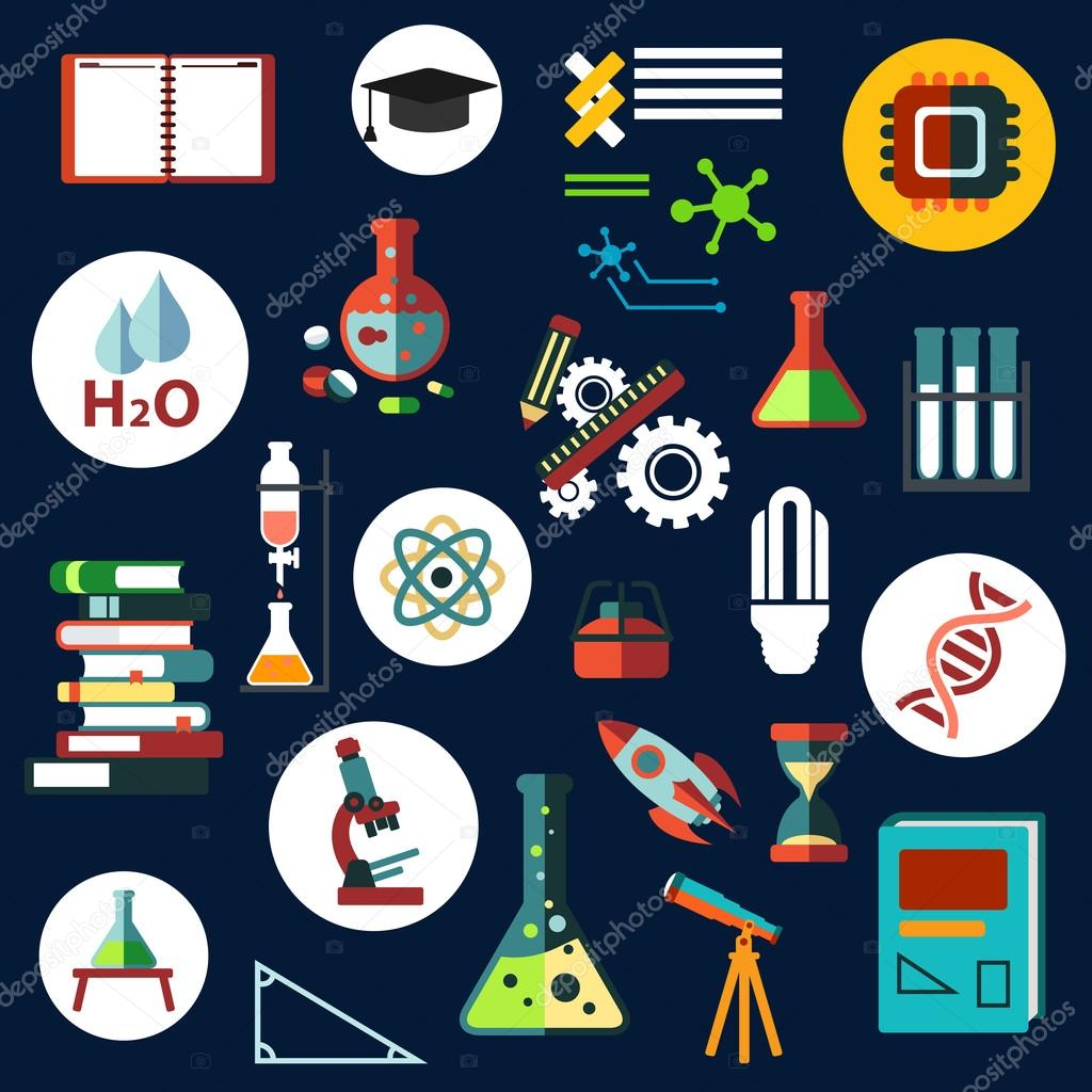 physics clipart scientific equipment