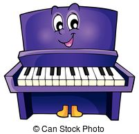 Upright illustrations and stock. Piano clipart vector free download