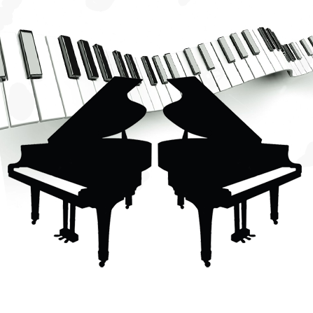 Piano clipart dueling pianos. The college agency