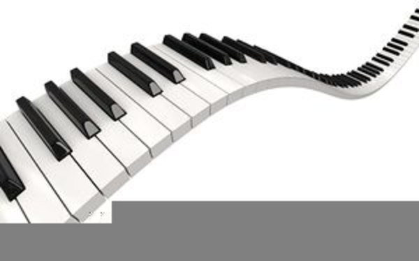 Piano clipart dueling pianos. Free images at clker