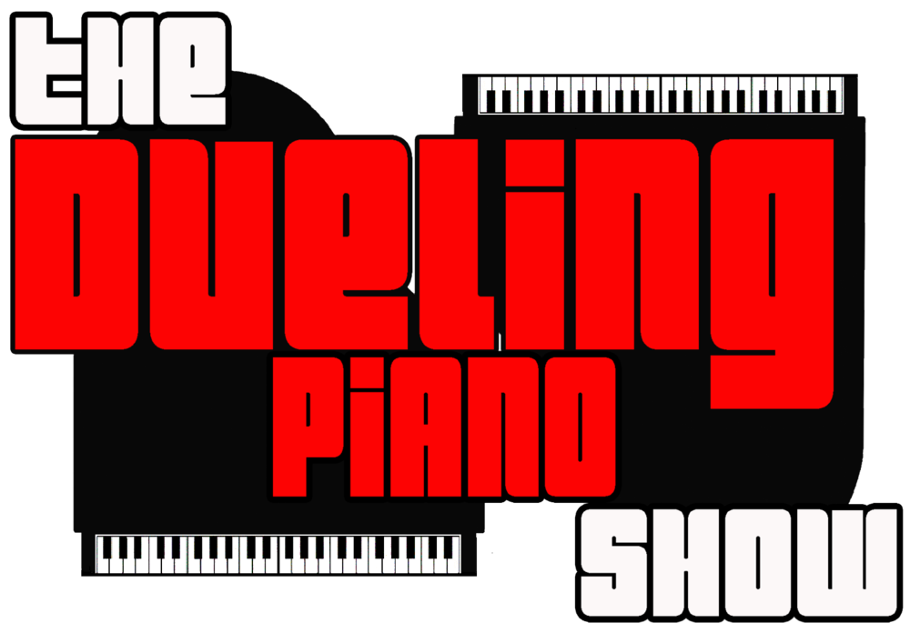 Piano clipart dueling pianos. The show