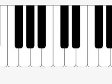 Piano clipart keyboard. And free black white