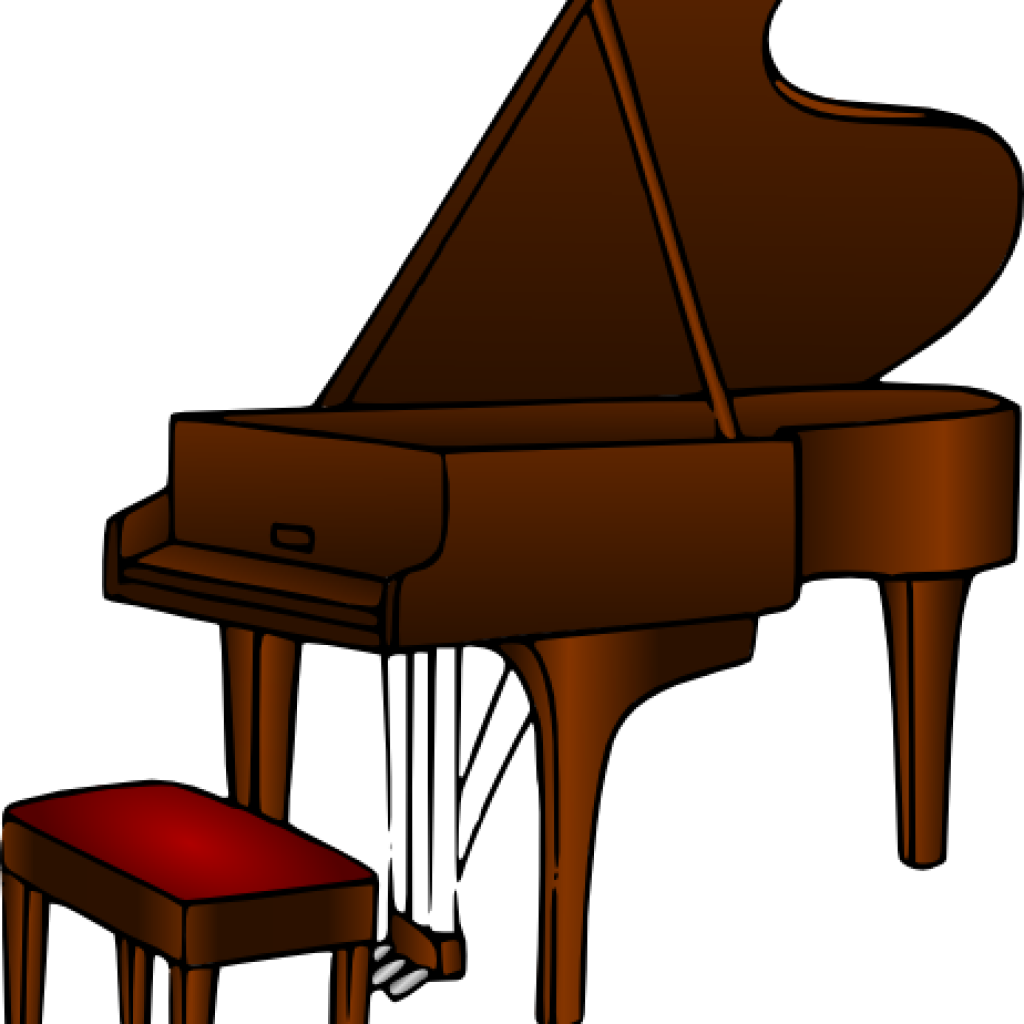 Piano clipart little girl. Clip arts for free