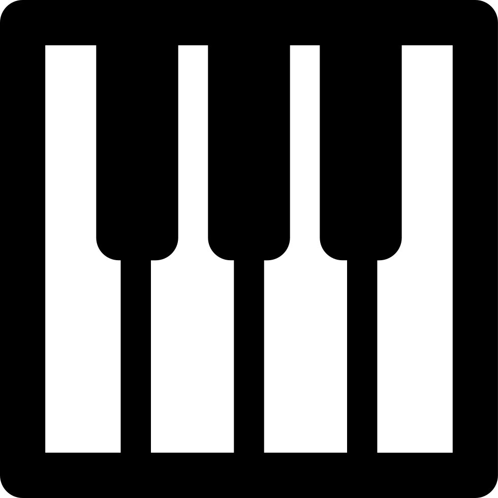 Piano icon png. Svg free download onlinewebfonts