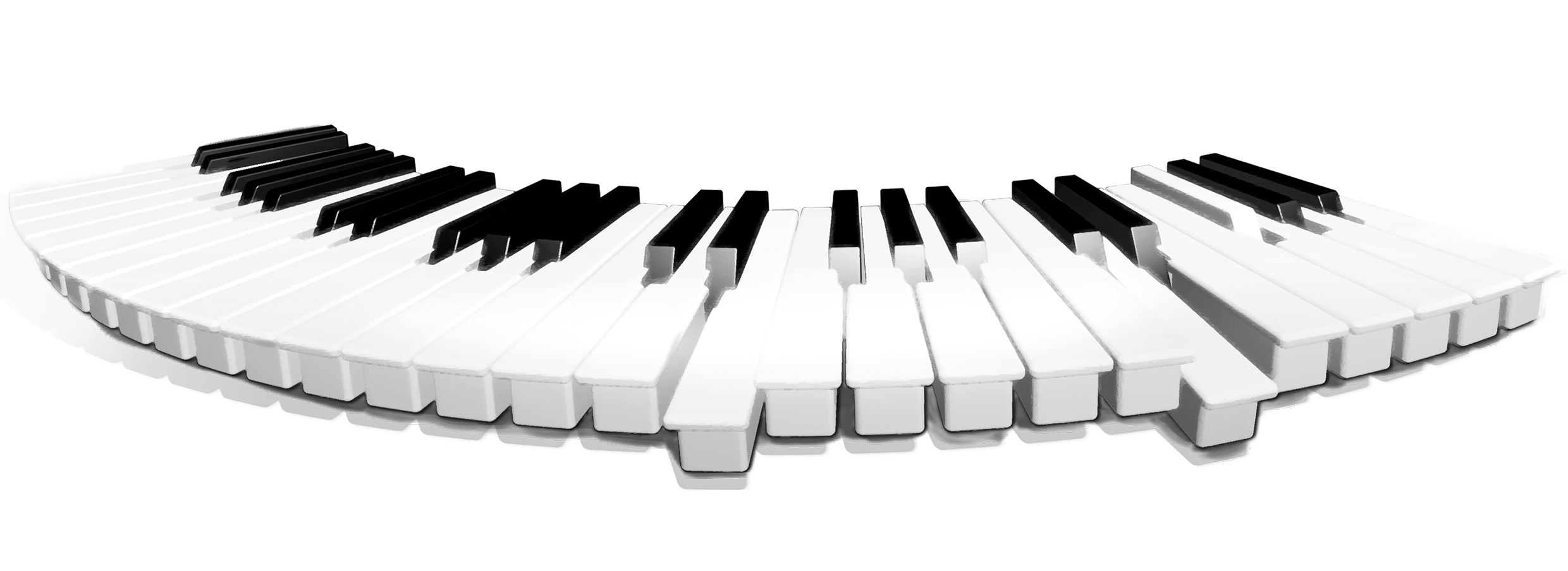 Piano keyboard png. Music transprent free download