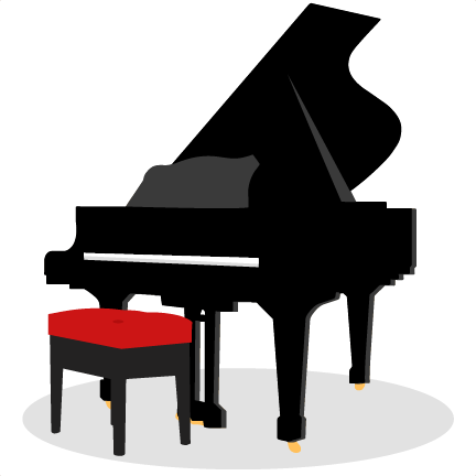 piano svg easy