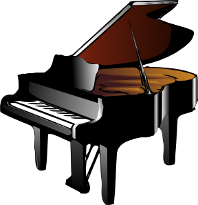Piano svg simple. Clip art at clker