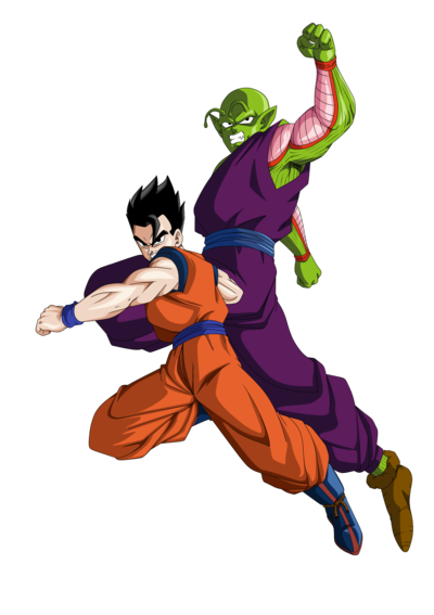 piccolo and gohan png