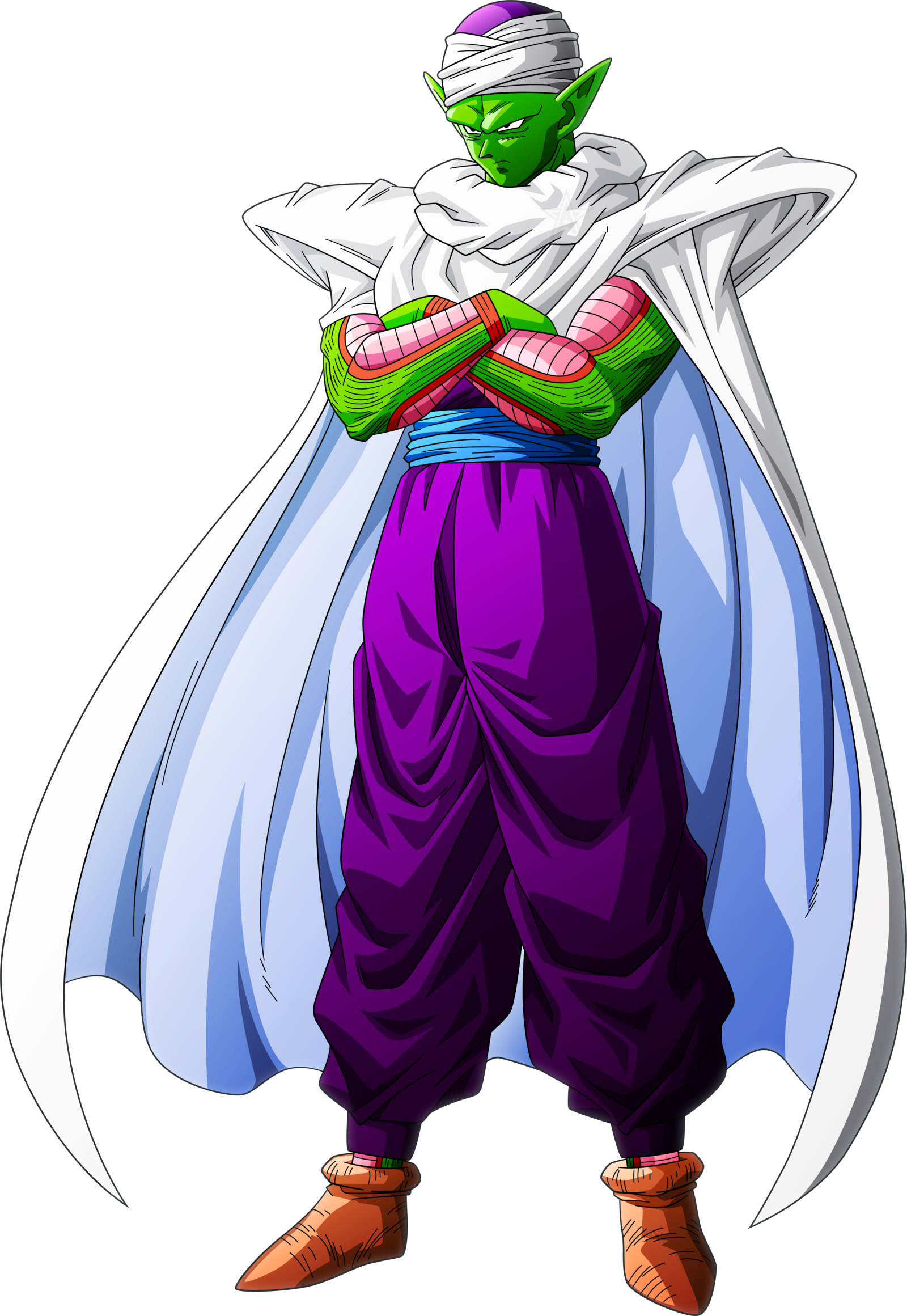 Piccolo bape png. Image fanfiction characters wiki